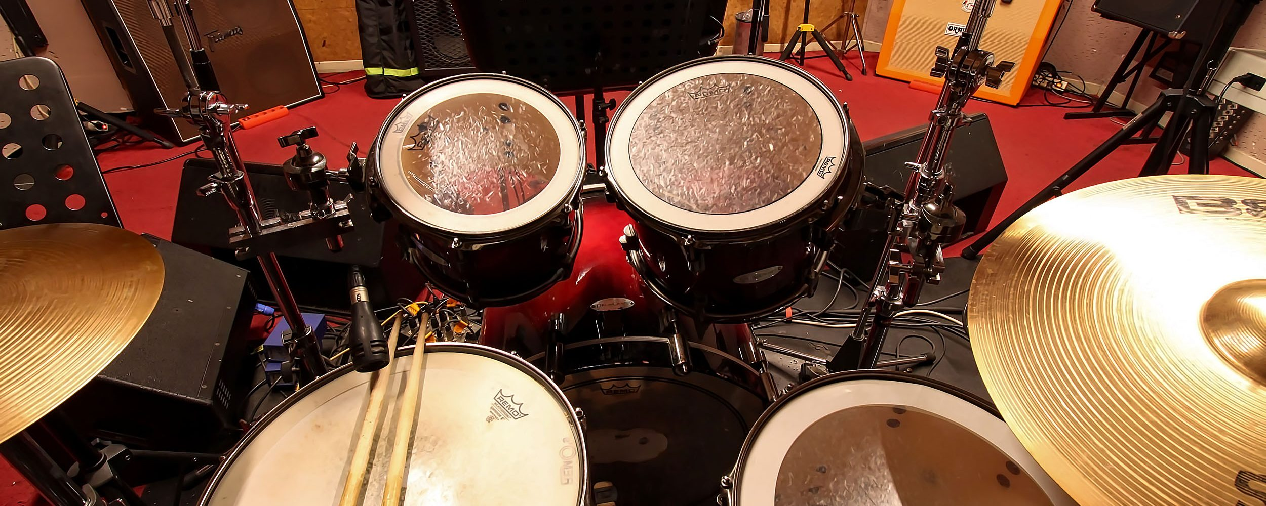 Final Sound Rehearsal 06