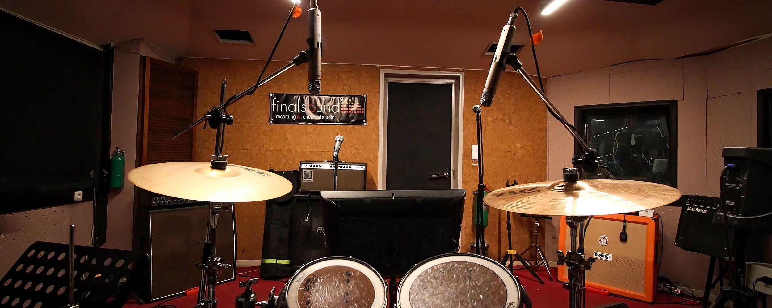 Final Sound Rehearsal 16
