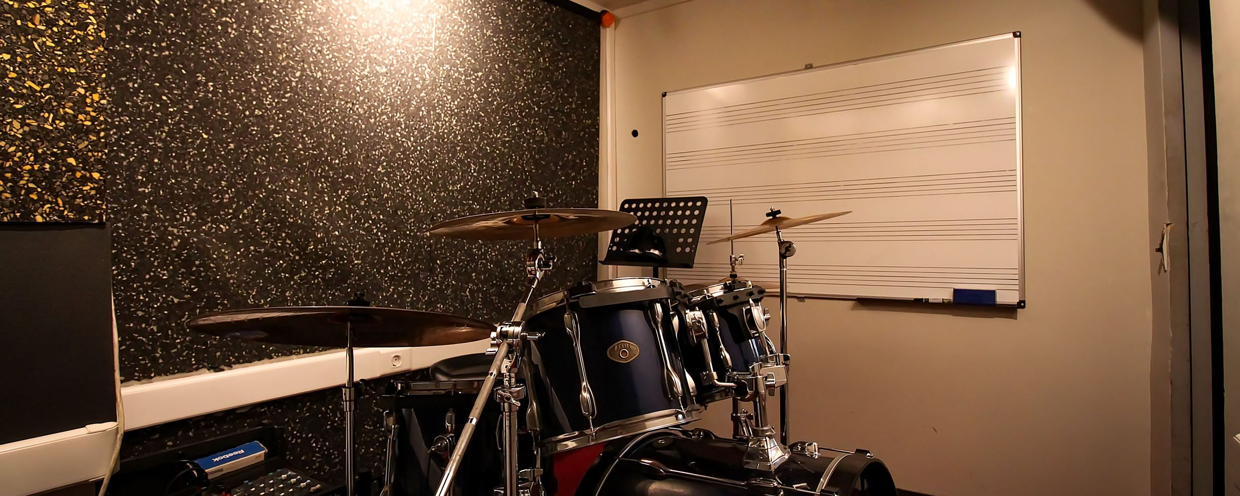Final Sound Rehearsal 19