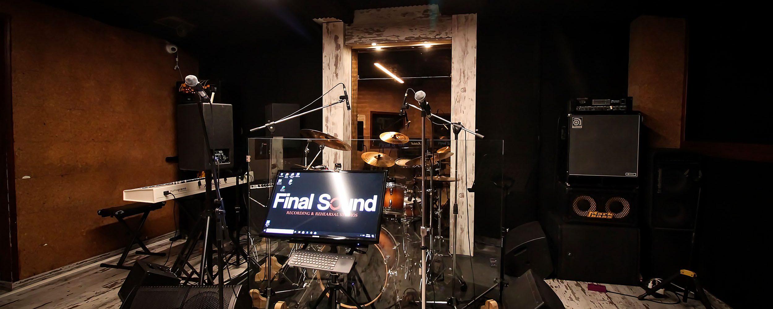 Final Sound Rehearsal 21